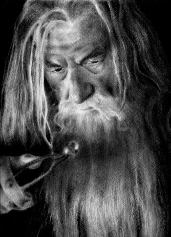 Gandalf, the one ring